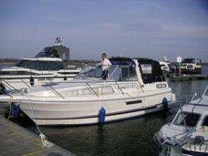 Motoryacht Marex 280 Holiday