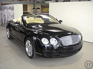 Bentley GTC    GT Continental