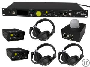 INTERCOM SET AXXENT 3X HÖR/SPRECH+STATION+BELTPACK