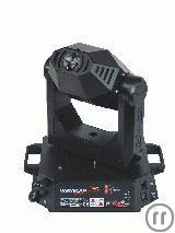JB Lighting Varyscan Micro Moving-Head 150 Watt