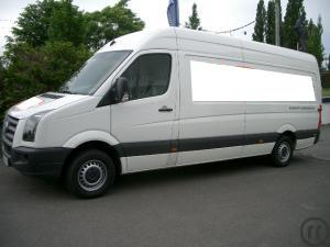 VW Crafter / MB Sprinter langer Radstand