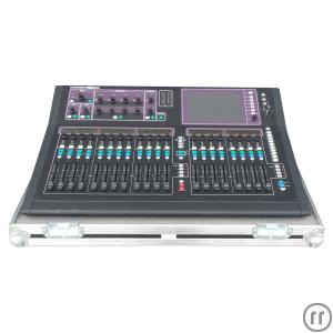 Allen & Heath GLD80, digitales Mischpult mit GLD-AR2412 digitale Stagebox!