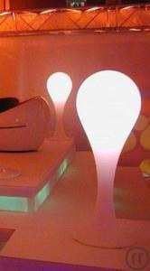 Designerlampe, Liquid Lights