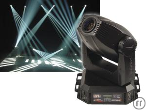 MOVING HEAD - JB VS7 - 1200HMI SPOT - CASE