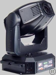 JB Lighting Varyscan 7 1200 HMI Moving Head