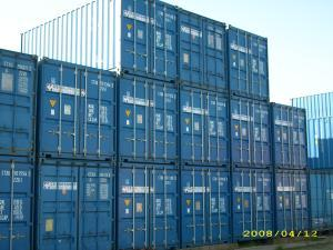 Materialcontainer 20 FT  LC 20