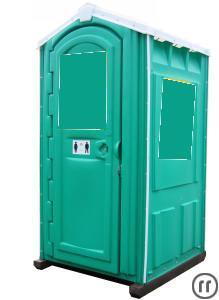 Toilettenkabine mieten