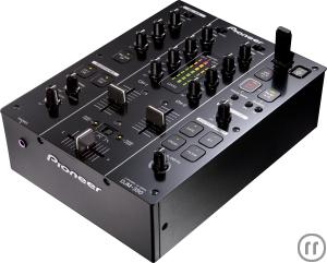 Pioneer, DJM 350, Tonmischpult, 2 Kanal Mixer, cinch Master out,