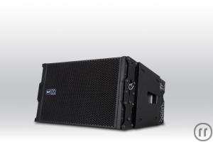 RCF TTL 31-A II, AKTIVES KOMPAKTES LINE ARRAY MODUL, 750 Watt, 132 db