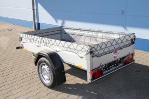 Pkw Anhänger Offener Kasten 750 Kg