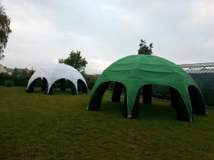 Event Dome, Party Dome, Fußball Dome, Soccer Dome