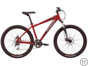 Mountainbike Specialized Hard Rock Comp 28 Zoll mit Federgabel