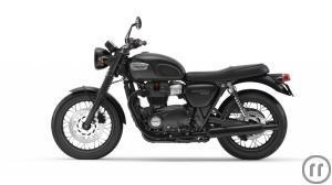 Triumph Bonneville T 100 Black (48 PS)