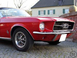 3-Ford Mustang GT Cabrio 1967 - Oldtimer - Muscle Car