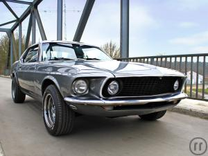 Ford Mustang GT 1969 Coupé - Oldtimer - Muscle Car