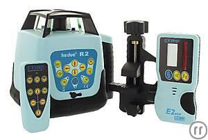 Laser Entfernungsmesser Mieten : Baulaser rotationslaser hedü r mieten laser messgerät bei