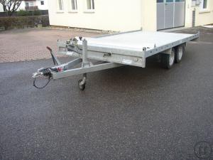Anhänger, Autotransport 3,0 to