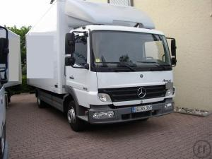 LKW 7,5 to Koffer/LBW