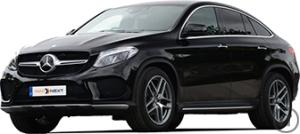 Mercedes Benz GLE Coupe 350