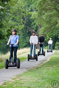 Segway Tour - Fit-For-Fun in Dangast und Umgebung