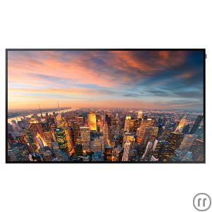"1-Samsung DM82D, Full HD Digital Signage Display, 82"", integriertem Mediaplayer, Daisy-Chain-..."