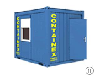 Raumcontainer Typ BM 10'' (Container)