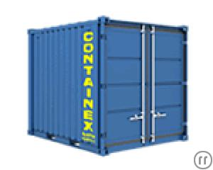 Seecontainer LC 9'' Lagercontainer