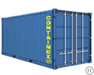 Seecontainer LC 20'' Lagercontainer mieten