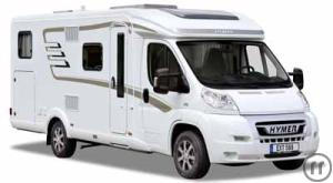 Wohnmobil Hymer ML-T 580 Facelift