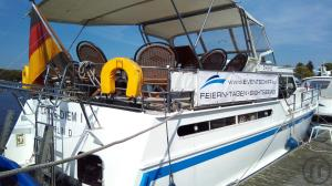EVENTSchiff in BERLIN Wannsee + Potsdam - Private Rundfahrt - Sightseeing - Ab 2 bis 25 Pers.