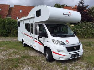 SUNLIGHT A 68 - FIAT DUCATO 2,3L 150PS - EURO 6