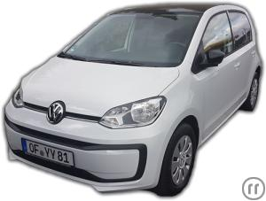 MIETWAGEN - VW up! move up! YY-81