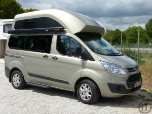 Ford Westfalia Nugget oder VW T5 California Comfortline