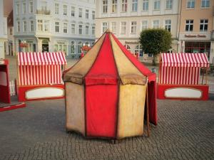 Mittelalter Zelt Historisches Zelt