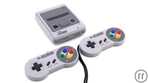 Super Nintendo Classic Mini SNES Konsole Spielekonsole Gerät Gaming Games