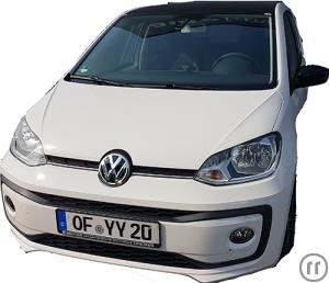 MIETWAGEN - VW up! IQ Drive YY-20
