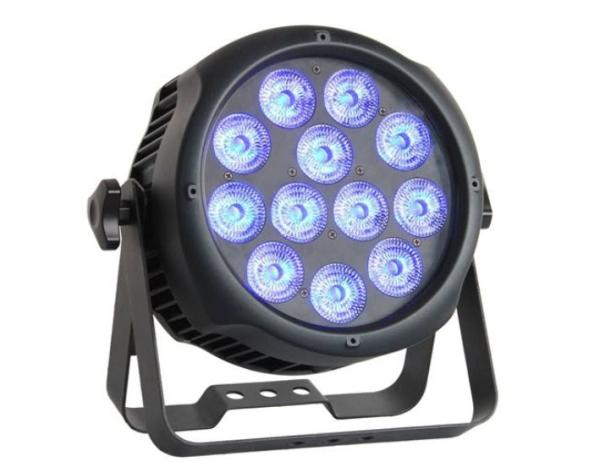 LED Scheinwerfer - 120 Watt LED PAR - Typhoon RGBWA UV - 6in1 LED Fluter
