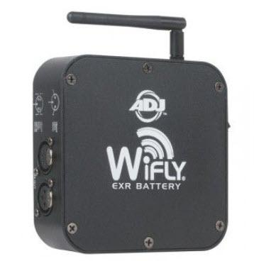 Wireless Funk DMX - Wifly - Transmitter - Reciver -
