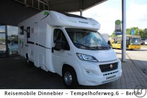 Wohnmobil Challenger Challenger V114_Compact