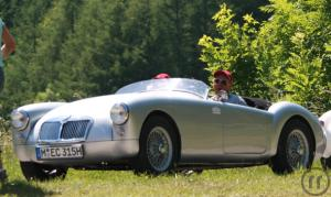 MG A 1500 Roadster