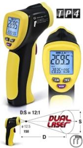 Pyrometer Infrarot-Thermometer