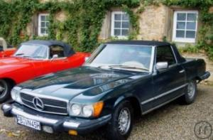 Mercedes 450 SL, Bj. 1977