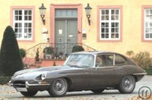 Jaguar E, Serie 1.5 Coupé, Bj. 1968