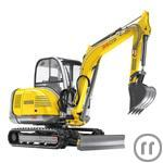 Minibagger Neuson 3503 3,5to 48,1PS 3,23m