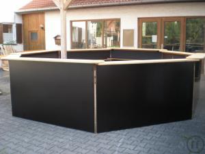mobile bar theke mieten bei rentinorio. Black Bedroom Furniture Sets. Home Design Ideas