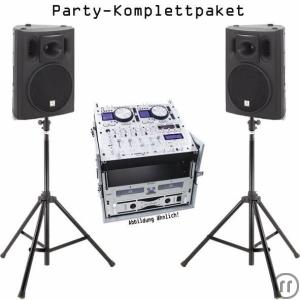 Party-Komplettpaket
