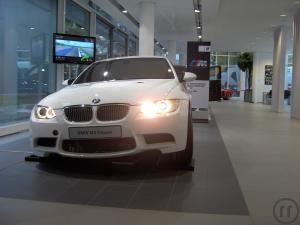 BMW M3 Coupe E92 Full Motion Fahrsimulator