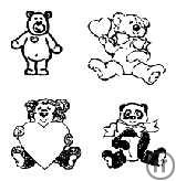 GLITZER-TATTOOS | Kindertattoos | Tattoo | Glittertattoo | Kinderschminken | Kinderanimation