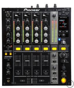 mischpult pioneer djm 700 mieten prof 4 kanal dj club mixer tonregiepult mieten mischpult. Black Bedroom Furniture Sets. Home Design Ideas