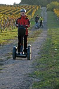Segway Tour Salinental